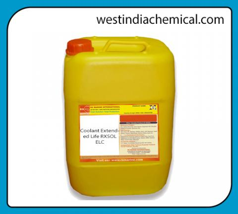 Coolant Extended Life RXSOL ELC | West India Chemicals